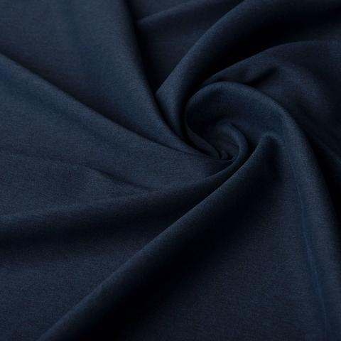Ткань софт Грета синий