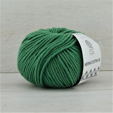 Пряжа Merino Extra 90 (Мерино экстра 90) Зеленый