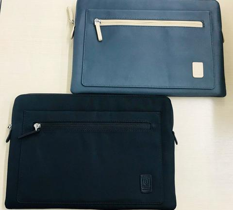 Сумка для ноутбука для MacBook Athena sleeve bag 11-13'' /blue/ black/