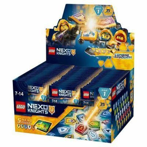 LEGO Nexo Knights: Комбо NEXO Силы 70372 — Combo Nexo Powers blind bags set — Лего Нексо Рыцари