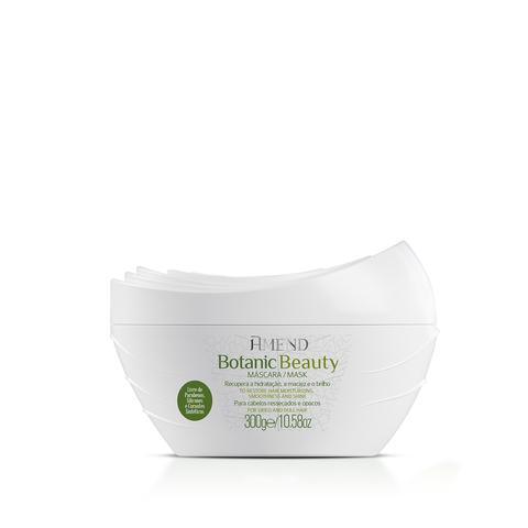 AMEND |  Органическая Anti Age маска  для волос  с экстрактом Жасмина и маслом Моринги, (300 г)