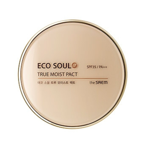 Eco Soul True Moisture Pact 23 Natural Beige