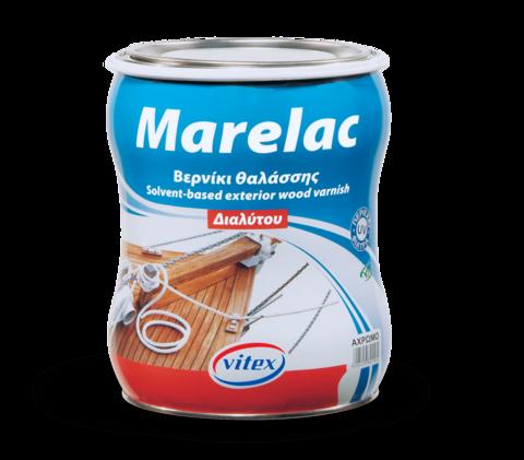 Полиуретановый однокомпонентный лак на водной основе для яхт и катеров, деревянных поверхностей -Marelac