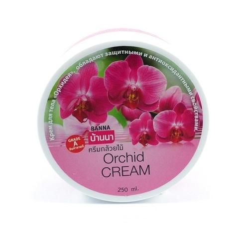Натуральный крем для тела с Орхидеей Banna Orchid Cream, 250 мл