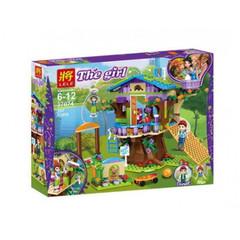Домик Мии на дереве, 357 дет,Lele 37074 Конструктор Friends