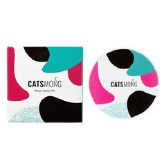 Кушон увлажняющий Catsmong Blemish TOK! Cushion SPF50+ PA+++, 15 гр.