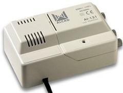 Усилитель ТВ сигнала ALCAD AL-131 (1 вых)