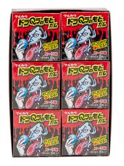 Жевательная резинка Marukawa Дракула Красный (Кола), 8 шаров, 11,1 гр.