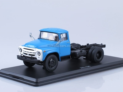 ZIL-130 chassis early 1:43 Start Scale Models (SSM)