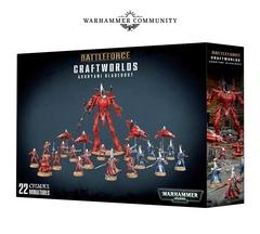 Battleforce Craftworlds Asuryani Bladehost