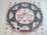 Звезда задняя JTR 487.43 Kawasaki KLR 650, KLX 650