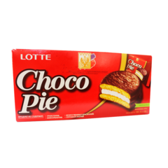 Печенье «LOTTE» Choco Pie 6шт