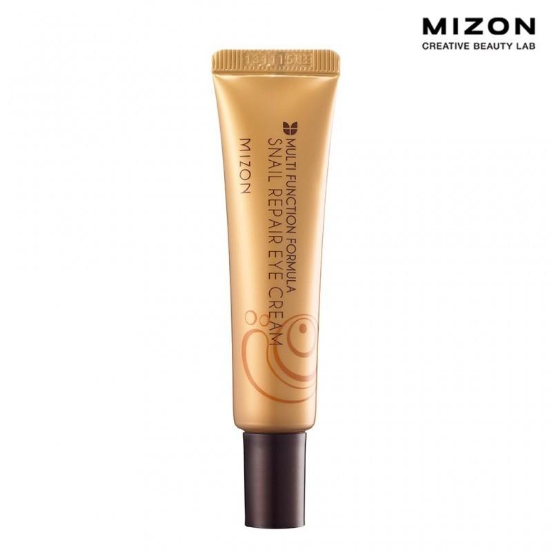 Улиточный регенерирующий крем для кожи вокруг глаз | Mizon  Snail Repair Eye Cream 15ml (tube)