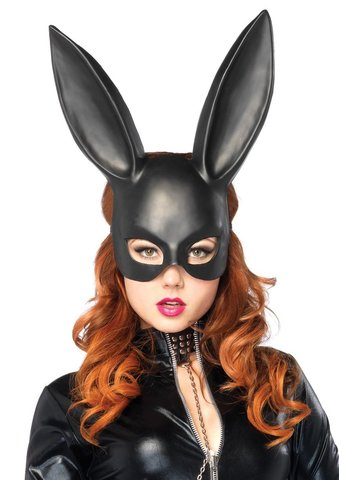 Маска Masquerade Rabbit Mask от Leg Avenue
