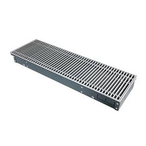 Конвектор внутрипольный Techno Usual - 65x200x1400 мм (естественная конвекция, без решетки)