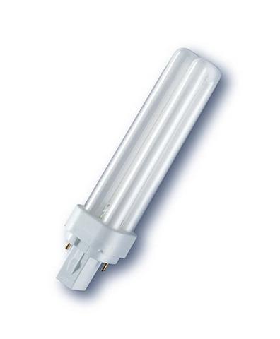 Лампа энергосберегающая КЛЛ-PD-26Вт-4000K-G24d-3 TDM