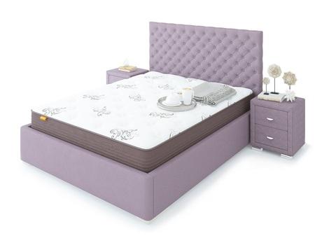 вид на кровати