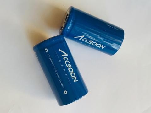 Аккумуляторы accsoon(2 шт)