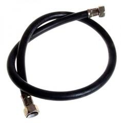Шланг газовый для плиты на дачу 1Г 300см черный
