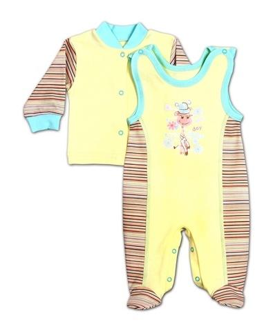 Комплект для малыша (Боди + ползунки) (арт. М-1076)
