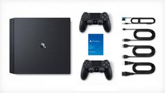 Sony PlayStation 4 Pro Black 1Tб + диск NieR: Automata GOTY