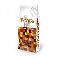 Корм для собак Monge Speciality Line – Утка с рисом и картофелем 15 кг