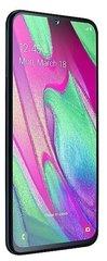 Смартфон Samsung Galaxy A40 64GB Черный