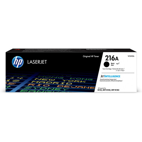 Картридж HP 216A лазерный черный (1050 стр)