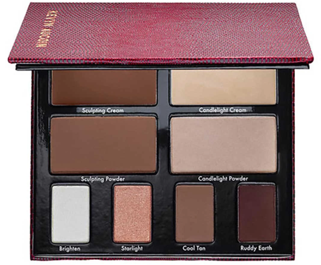 Kevyn Аucoin The Contour Book Volume II палетка для лица