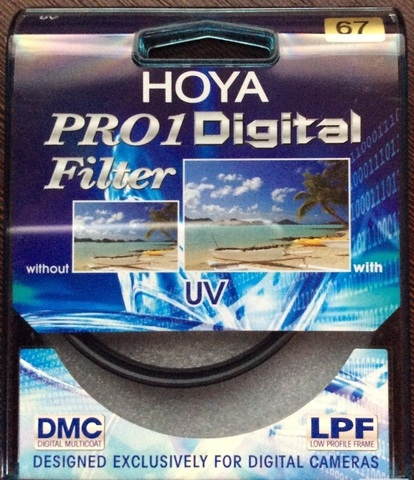 Светофильтр HOYA PRO1D UV (0) - 67mm