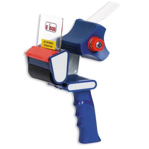 Диспенсер Unibob K-520 для скотча клейкой упаковочной ленты шириной от 50 до 75 мм