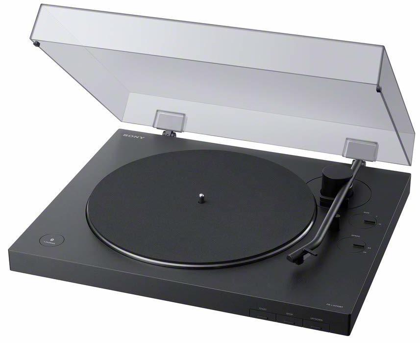 Sony PS-LX310BT виниловый проигрыватель с Bluetooth