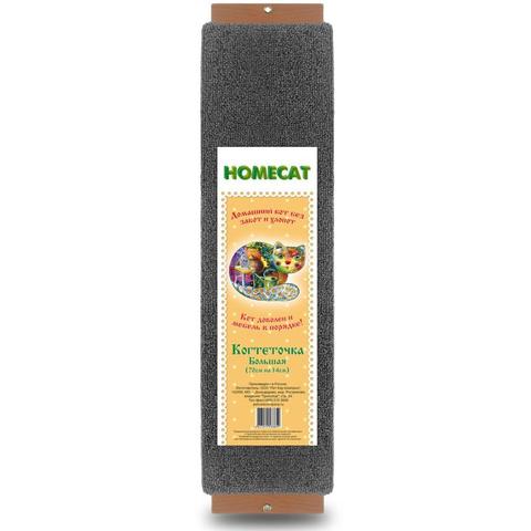 Homecat Когтеточка с кошачьей мятой большая 70x14см