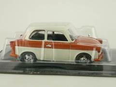 Trabant P50 Limousine 1:43 DeAgostini Auto Legends USSR #173