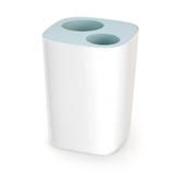 Контейнер для мусора с 2мя мусорными отсеками Split™ для ванной комнаты Joseph Joseph 70505   Купить в Москве, СПб и с доставкой по всей России   Интернет магазин www.Kitchen-Devices.ru