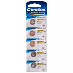 Батарейки литиевые Camelion CR 1616 / 5 BL