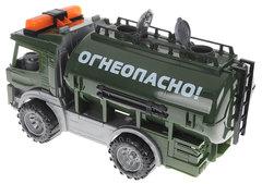Военная спецтехника, машина-цистерна