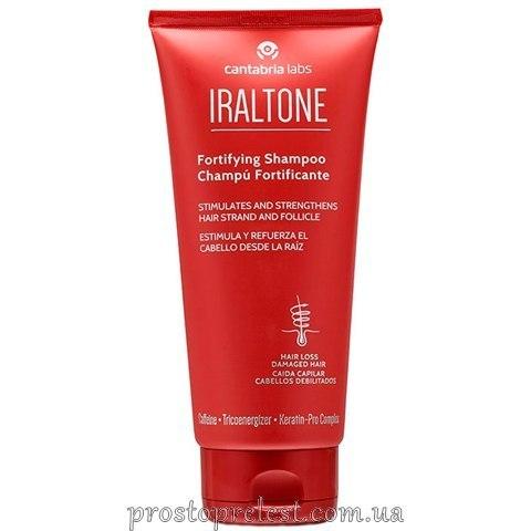 Cantabria Labs Iraltone Fortifying Shampoo - Шампунь укрепляющий
