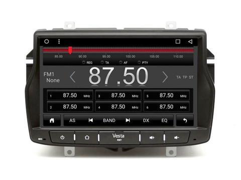 Головное устройство Lada Vesta 2015-2018 Android 8.0 2/32GB модель CB 3087T8