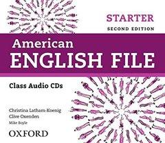 AM ENGLISH FILE  2ED START CL CD(3)