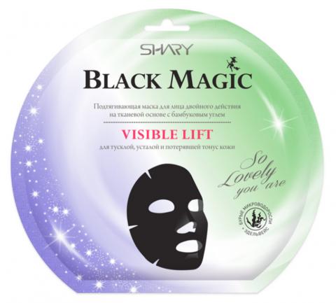 SHARY Black magiс Подтягивающая маска