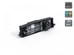Камера заднего вида для Toyota LC 200 12+ Avis AVS327CPR (#098)