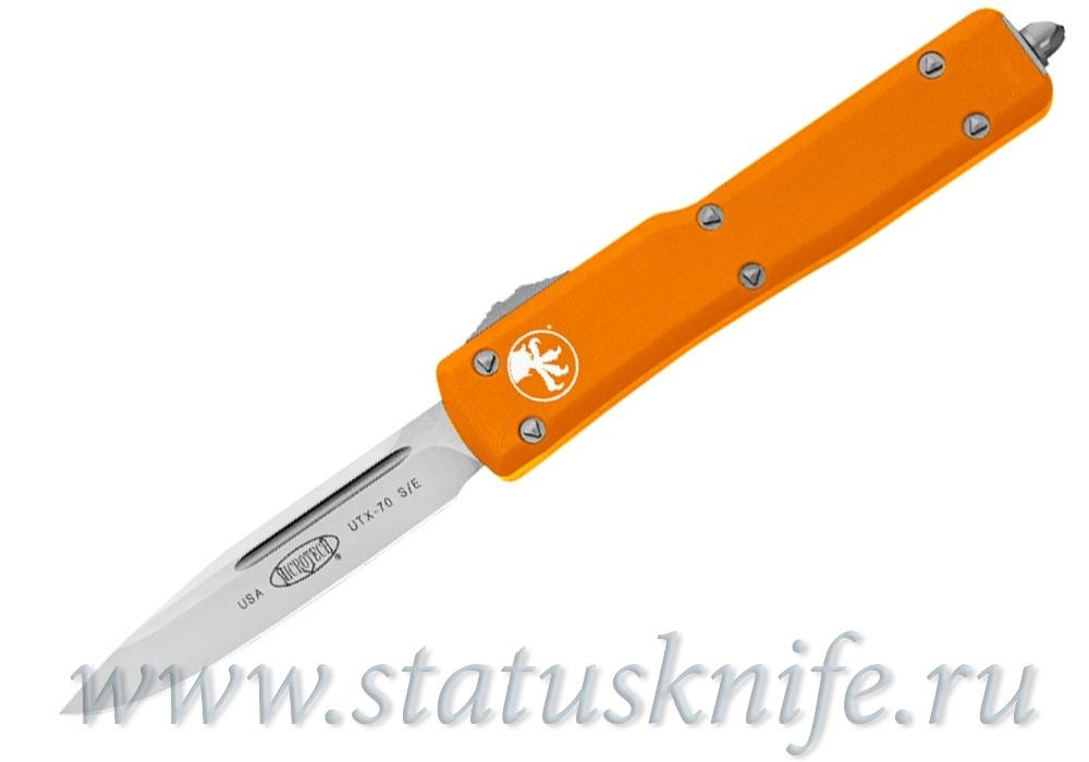 Нож Microtech Ultratech UTX-70 Satin 148-4OR