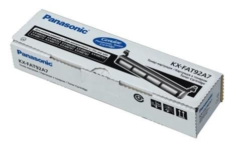 Картридж Panasonic KX-FAT92A7 черный