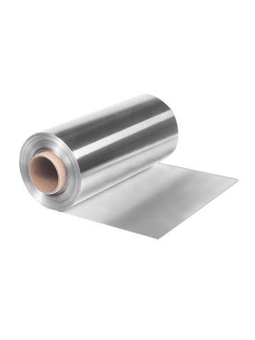 Фольга 16 микрон  серебро 100 метров.