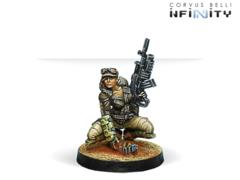 Hunzakuts (Rifle+Light Grenade Launcher)