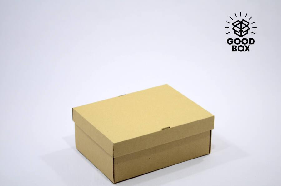 Бурая почтовая коробка купить в Алматы