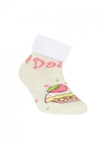Детские носки Sof-Tiki 6С-19СП (махровые с отворотом) рис. 245 Conte Kids