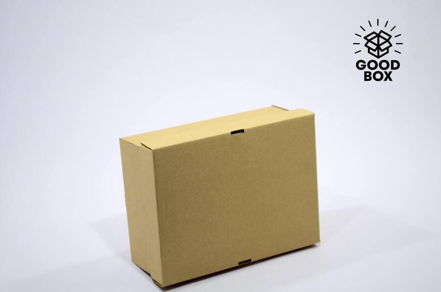 Почтовая крафт коробка купить с доставкой по Алматы