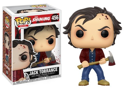 Фигурка Funko POP! Vinyl: Horror: The Shining: Jack Torrance 15021